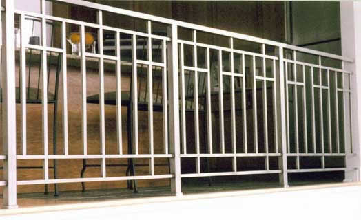 Image gallery railing styles for Balcony synonym